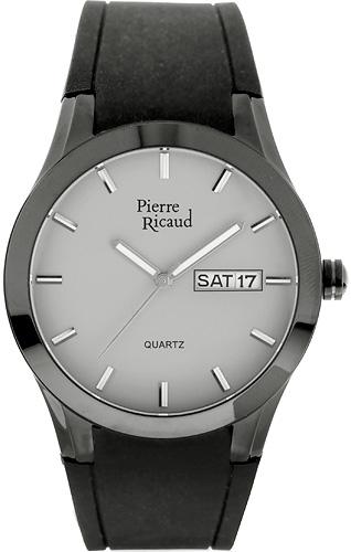 Zegarek męski Pierre Ricaud pasek P91013.B217Q - duże 1