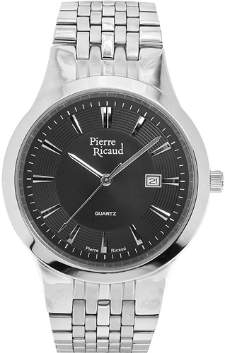 Zegarek męski Pierre Ricaud bransoleta P91016.5114Q - duże 1