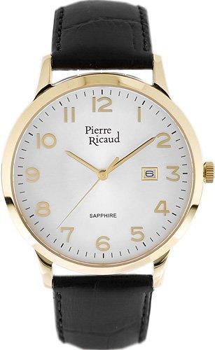 Zegarek męski Pierre Ricaud pasek P91022.1223Q - duże 1