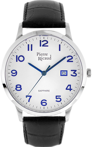 Zegarek Pierre Ricaud P91022.52B3Q - duże 1