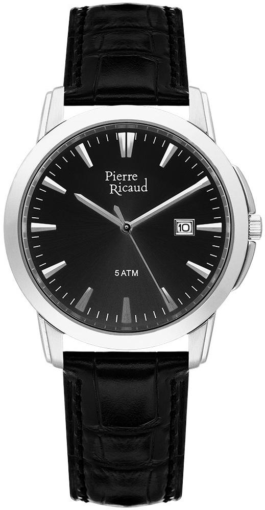 Zegarek męski Pierre Ricaud pasek P91027.5214Q - duże 1