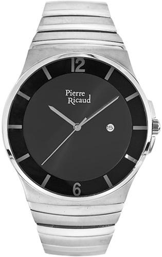 Zegarek męski Pierre Ricaud bransoleta P91056.5154Q - duże 1