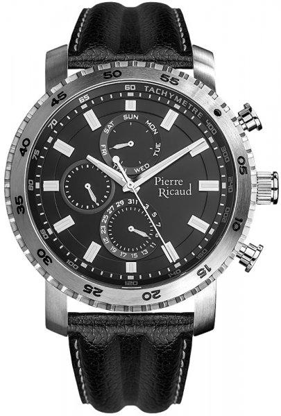 P91080.5214QF - zegarek męski - duże 3