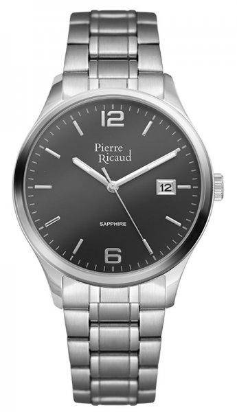 P91086.5156Q - zegarek męski - duże 3