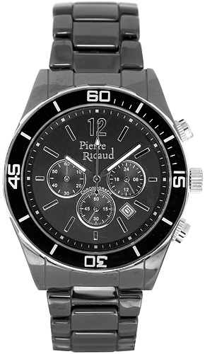 Zegarek Pierre Ricaud P93102.E154CH - duże 1