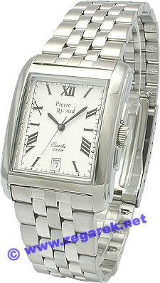 Zegarek męski Pierre Ricaud bransoleta P9469.3132 - duże 1