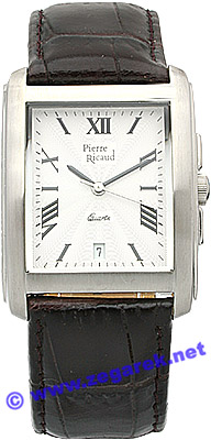 Zegarek męski Pierre Ricaud pasek P9469.3233Q - duże 1