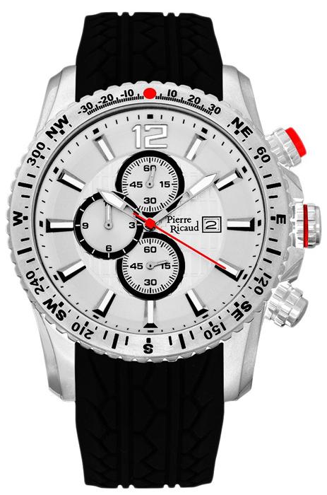 Zegarek Pierre Ricaud P97002.5253CHR - duże 1