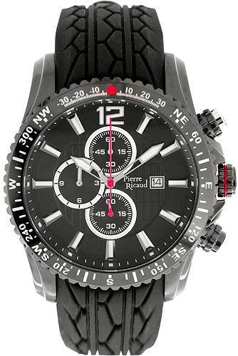 Zegarek męski Pierre Ricaud pasek P97002.B254CHF - duże 1
