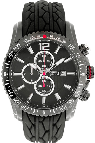 Zegarek Pierre Ricaud P97002.B254CHF - duże 1