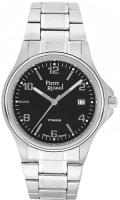 Zegarek męski Pierre Ricaud tytanowe P97003.4154Q - duże 1