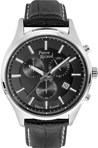 P97007.5214CH - zegarek męski - duże 3