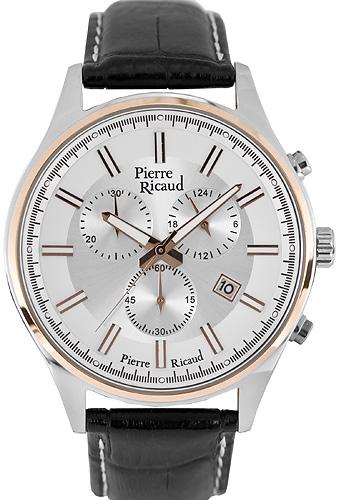 Zegarek Pierre Ricaud P97007.R213CH - duże 1