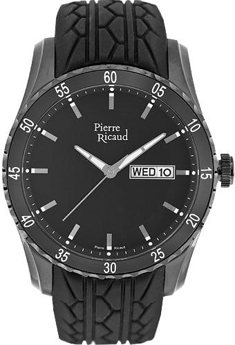 Zegarek Pierre Ricaud P97009.B214QR - duże 1