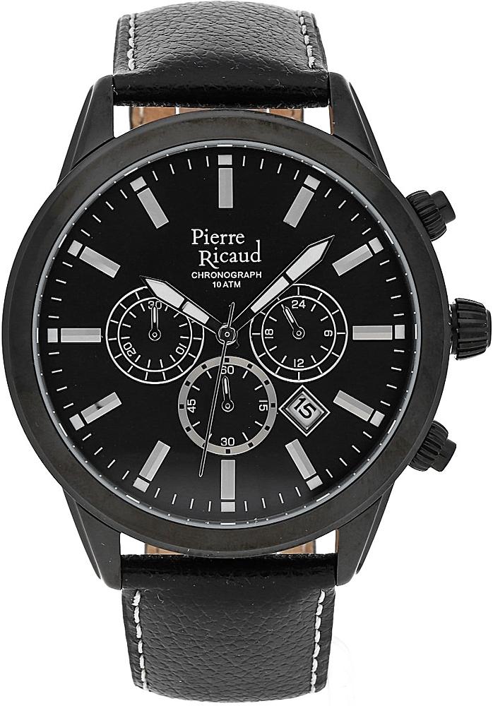 P97010.B214CH - zegarek męski - duże 3
