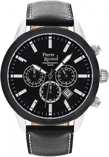 Zegarek Pierre Ricaud P97010.Y214CH - duże 1