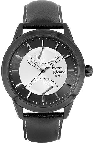Zegarek męski Pierre Ricaud pasek P97011.B214Q - duże 1