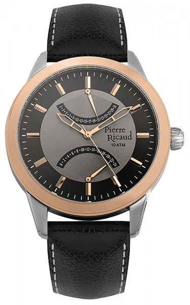 Zegarek Pierre Ricaud P97011.R217Q - duże 1