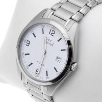 Zegarek męski Pierre Ricaud tytanowe P97014.4152Q - duże 2