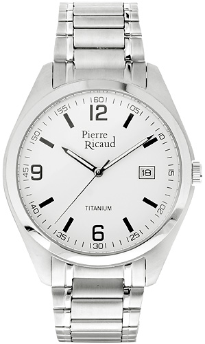 Zegarek Pierre Ricaud P97014.4152Q - duże 1