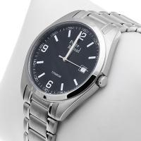 Zegarek męski Pierre Ricaud tytanowe P97014.4154Q - duże 3