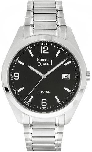 Pierre Ricaud P97014.4154Q Tytanowe