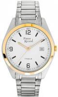 Zegarek męski Pierre Ricaud tytanowe P97014.6152Q - duże 1