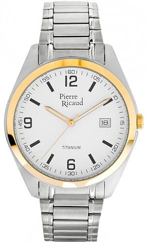 Zegarek Pierre Ricaud P97014.6152Q - duże 1