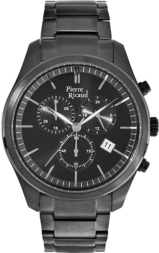 Zegarek Pierre Ricaud P97015.B114CH - duże 1