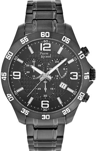 Zegarek Pierre Ricaud P97016.B154CH - duże 1
