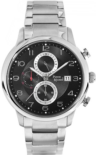 P97017.5124CH - zegarek męski - duże 3