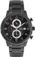 Zegarek męski Pierre Ricaud bransoleta P97017.B124CH - duże 1