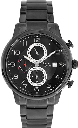 Zegarek Pierre Ricaud P97017.B124CH - duże 1