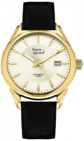 Zegarek Pierre Ricaud P97022.1291A - duże 1