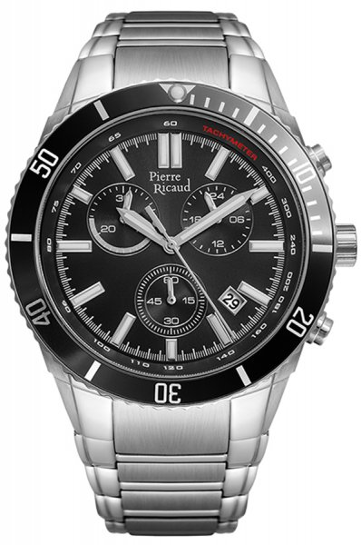 Zegarek Pierre Ricaud P97029.5114CH - duże 1