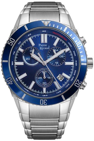 P97029.5115CH - zegarek męski - duże 3