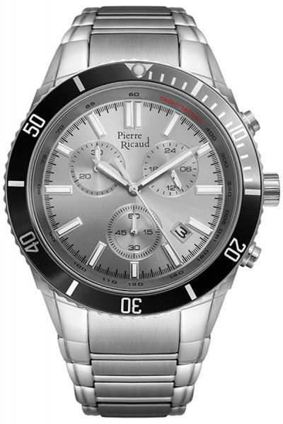 Zegarek Pierre Ricaud P97029.5117CH - duże 1