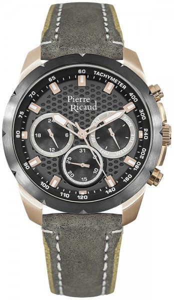 Zegarek Pierre Ricaud P97210.R216QF - duże 1