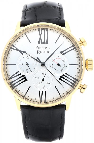P97212.1263QF - zegarek męski - duże 3