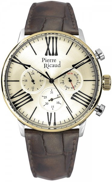 Zegarek Pierre Ricaud P97212.2261QF - duże 1
