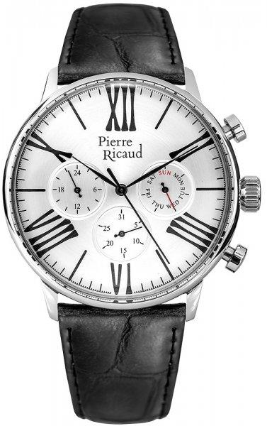 P97212.5263QF - zegarek męski - duże 3