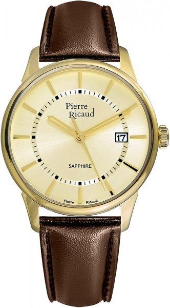 P97214.1211Q - zegarek męski - duże 3
