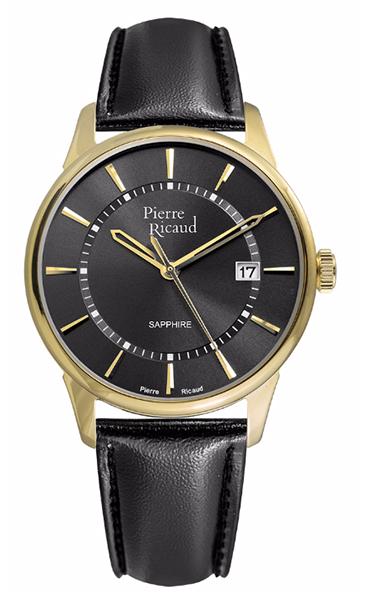 P97214.1214Q - zegarek męski - duże 3