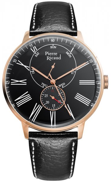 P97219.9234QF - zegarek męski - duże 3