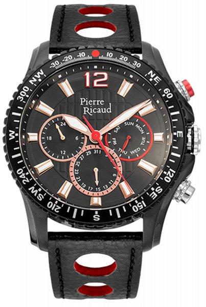 Zegarek Pierre Ricaud P97222.B254QFR - duże 1