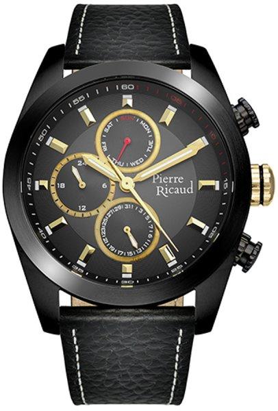 Zegarek Pierre Ricaud P97223.B216QF - duże 1