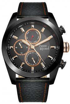 zegarek  Pierre Ricaud P97223.B2R6QF