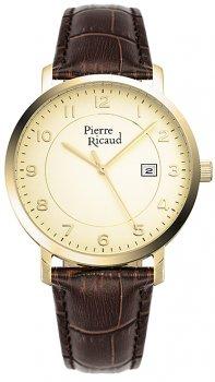 zegarek męski Pierre Ricaud P97229.1221Q