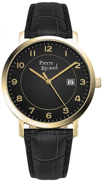 P97229.1224Q - zegarek męski - duże 3