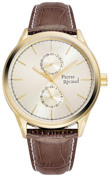 Zegarek Pierre Ricaud P97244.1211QF - duże 1
